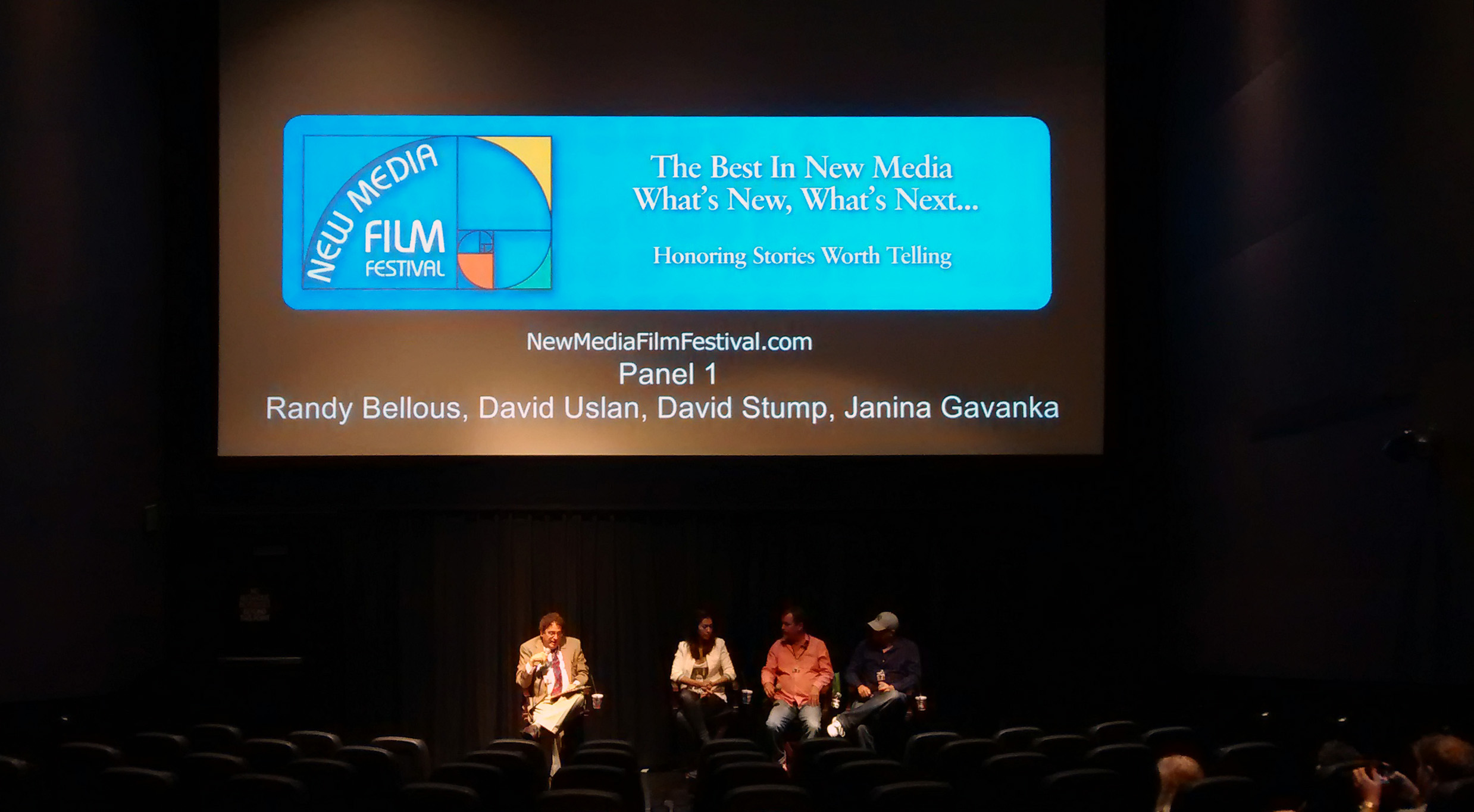 MACHINIMA and the New Media Film Festival 2014